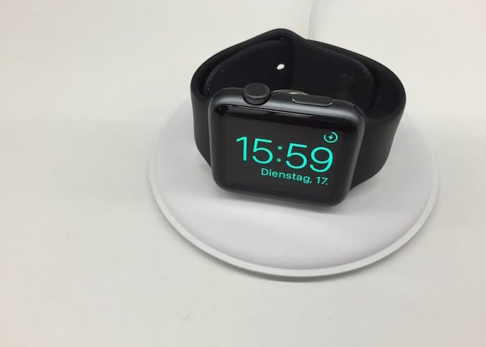 Apple dock Apple Watch
