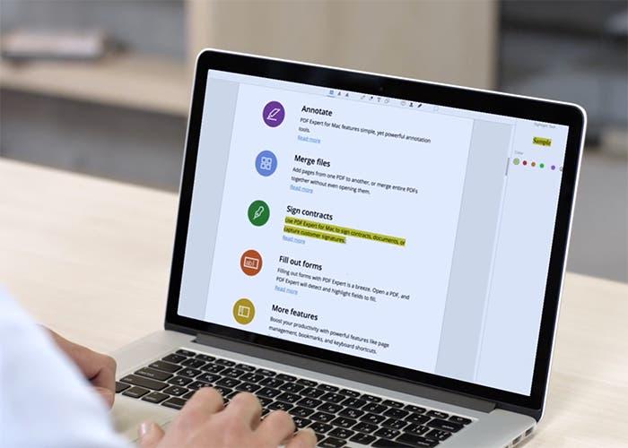 PDF Expert para Mac, la mejor opción para gestionar