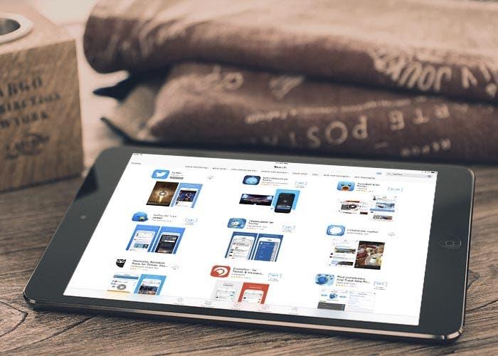 Nuevos algoritmos de búsquedas en el iPad