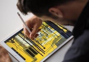 Aplicaciones del iPad Pro