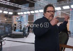 Nuevo anuncio destacando Oye Siri del iPhone 6s