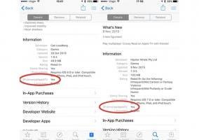 Apps de Apple TV en la App Store