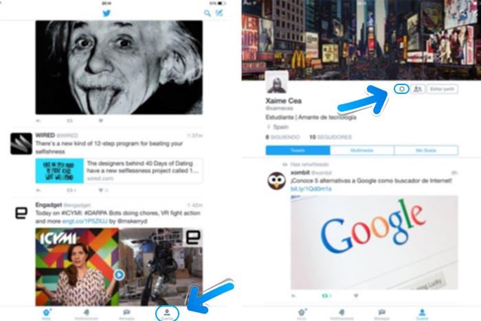 Twitter, desactivando autoplay 1.1