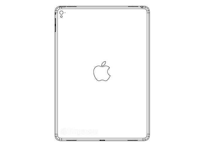 Esquemas del iPad Air 3
