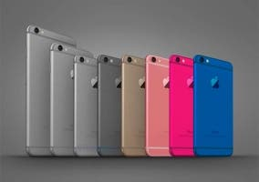 Colores del iPhone 5se