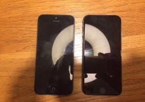 Filtración del iPhone 5se