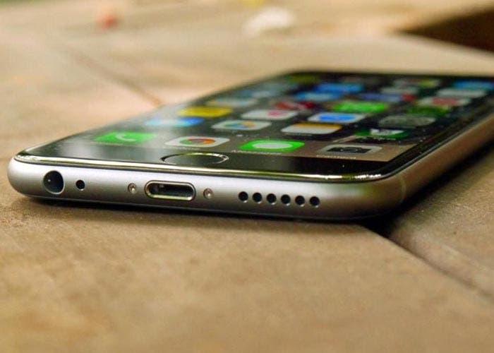 Jack de auriculares del iPhone 6s