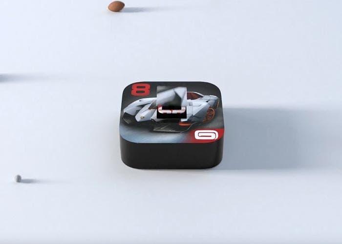 Nuevo comercial de televisión del Apple TV