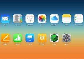 iCloud desde navegador web
