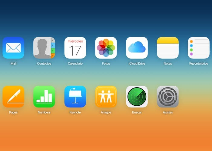 Panel-Preferencias-iCloud-Web-Apple