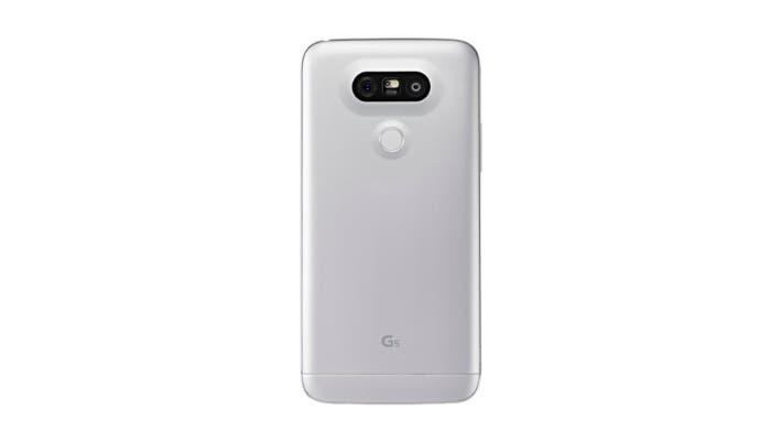 Nueva cámara del LG G5