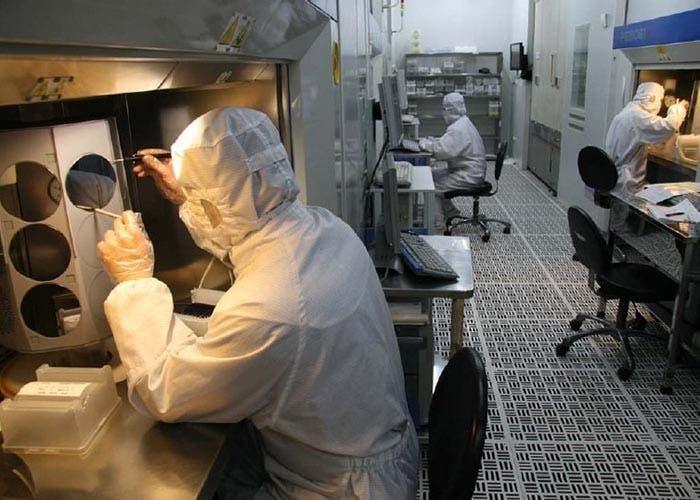 Línea de producción de silicio