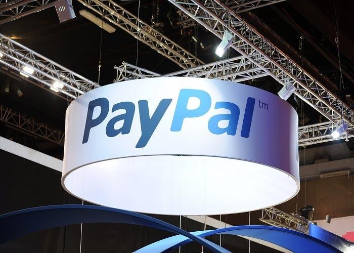 Foto del logotipo de Paypal