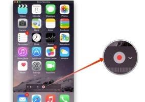 Grabando pantalla iPhone con QuickTime