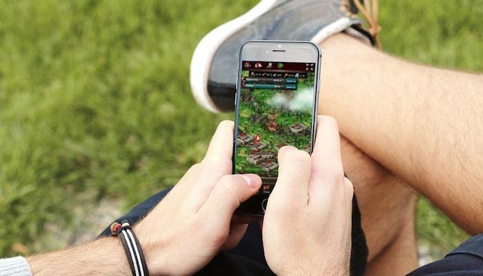 Juegos de estrategia para el iPhone