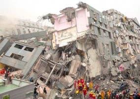 Terremoto de Taiwan
