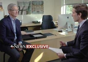 Entrevista en ABC a Tim Cook