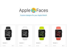 Skins para la máscara del Apple Watch