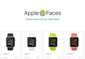 Skins para la máscara del Apple Watch