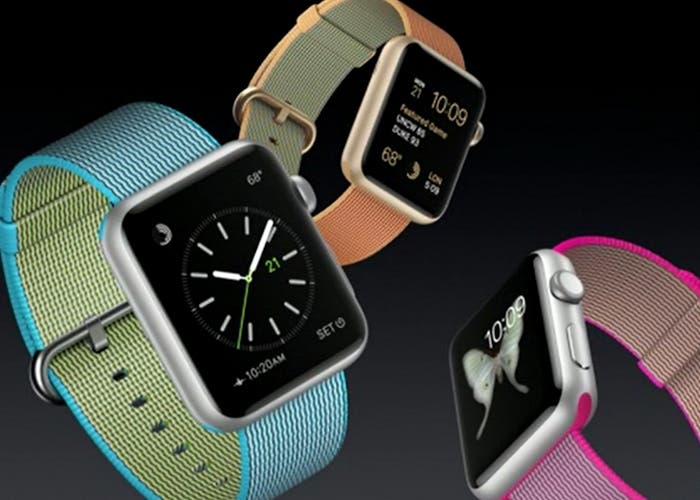 Apple Watch nuevas correas colores