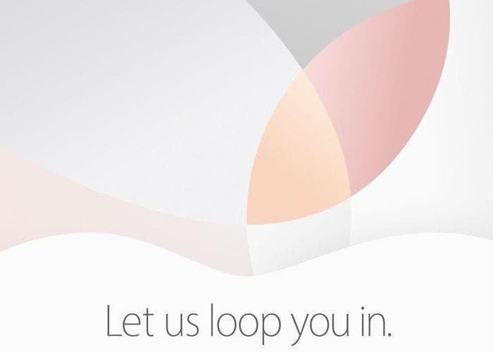 Evento Apple21/03/16