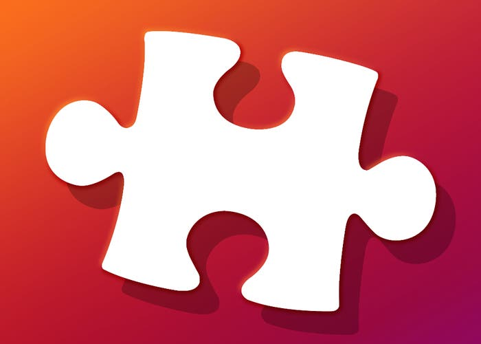 Pieza puzzle Extensify