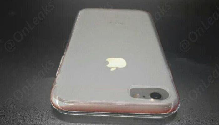 iPhone 7 case top part