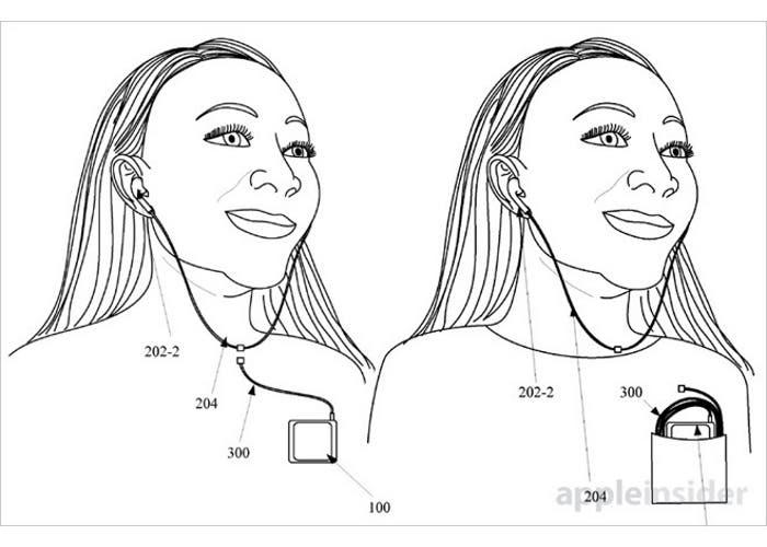 Nueva patente de auriculares de Apple