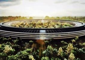 Foto del Apple Campus