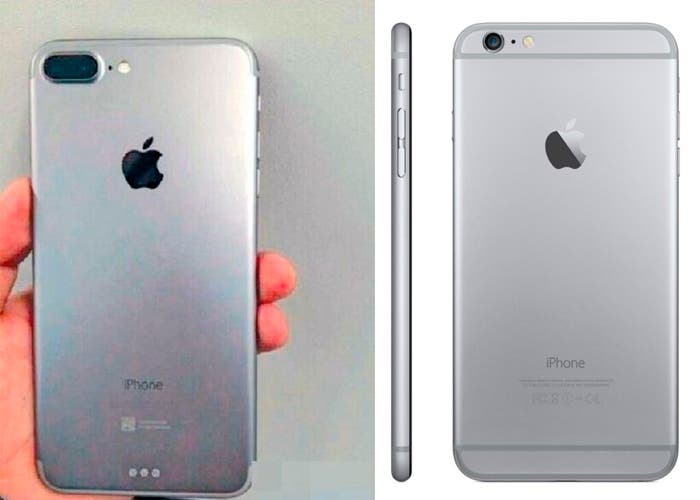 iPhone 7 Plus vs iPhone 6S Plus
