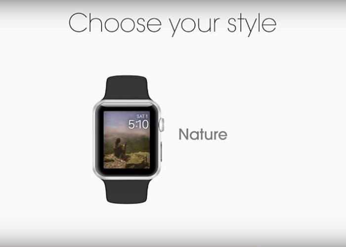 Aplicación de Apple Watch