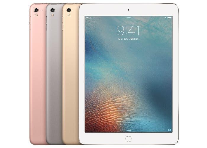 iPad Pro 97 frontal trasera