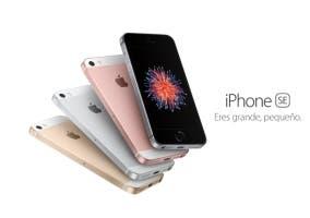 iPhone SE eres grande pequeño