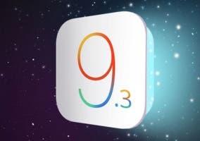 Imagen iOS 9.3