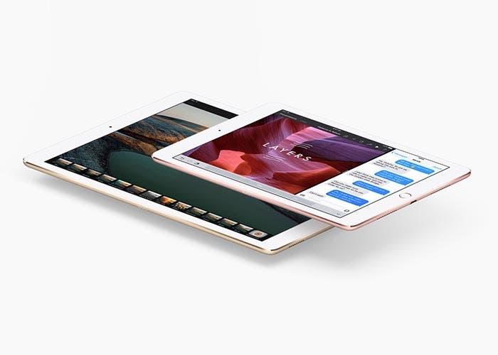 iPad Pro de 9,7 pulgadas vs iPad Pro de 12,9 pulgadas