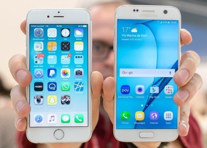 iPhone 6S vs Samsung™ Galaxy™ S7