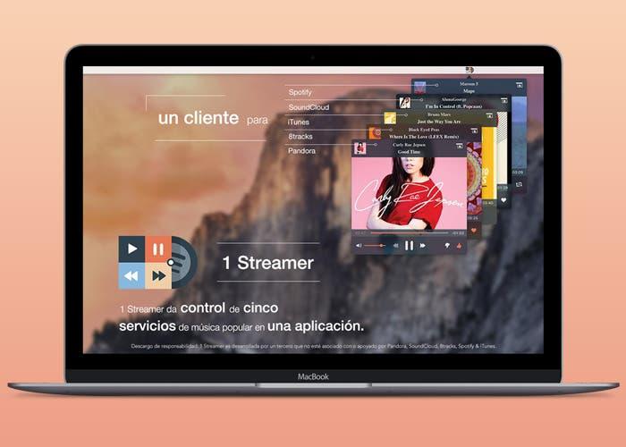 1-streamer