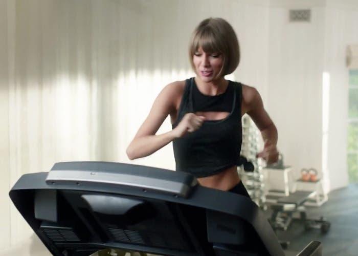 Apple Music Taylor Swift anuncio