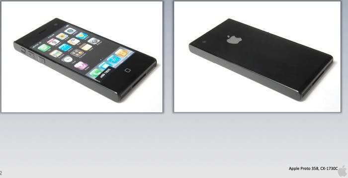 Maqueta iPhone Apple