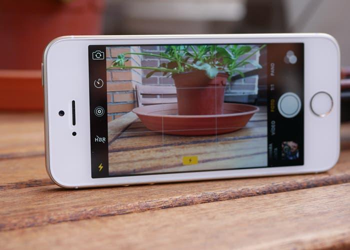 Análisis de la cámara del iPhone SE