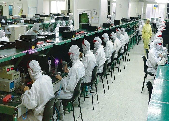 Factoria-Foxconn-Shenzen