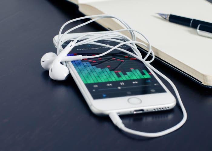 Apple música