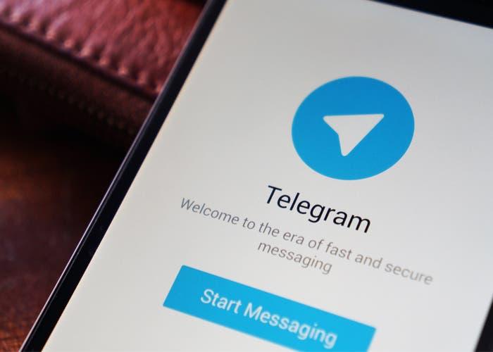 telegram llamadas oficiales