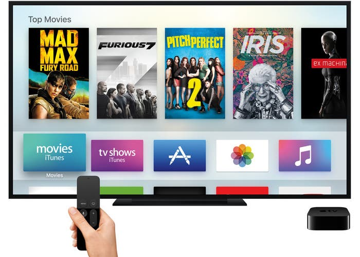 Apple TV tvOS diez WWDC