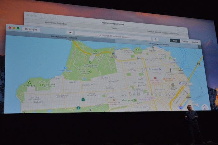 macOS tabs de Safari