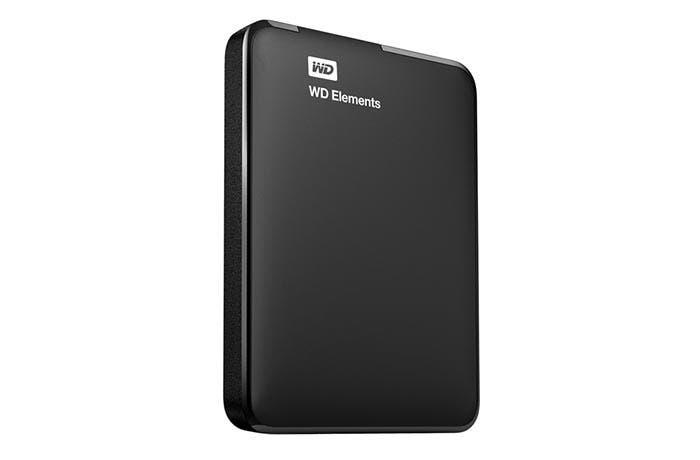 WD Elements de 750 GB