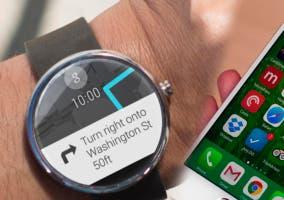 Cómo usar un Android Wear Device con el iPhone