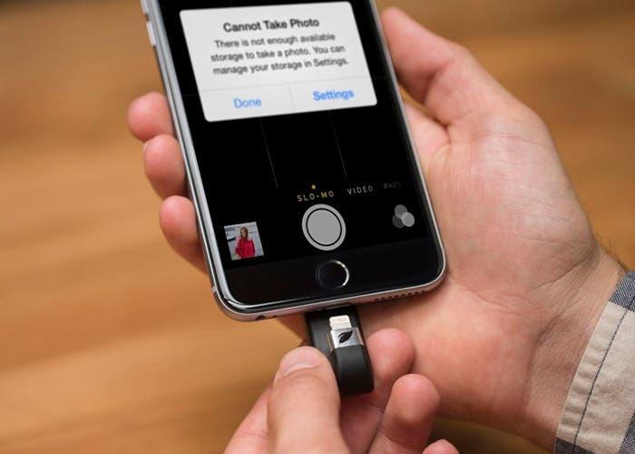 Cómo aumentar la memoria del iPhone y iPad