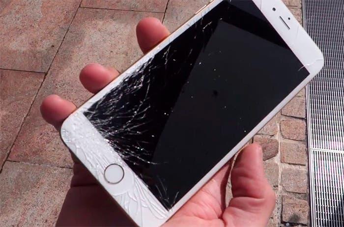 Päntalla rota del iPhone 6S