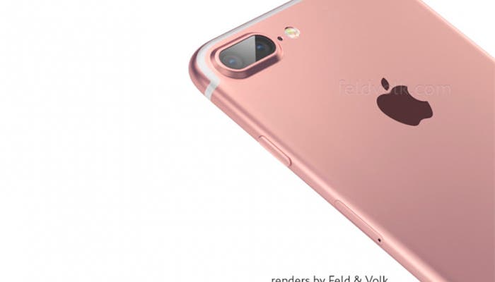 El iPhone 7 se filtra en video